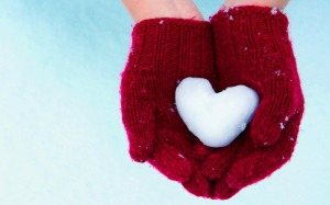 Christmas-HD-wallpapers-snow-heart-2013